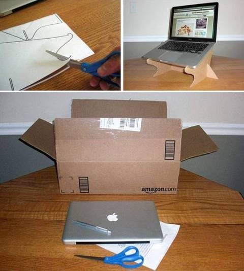 DIY-Simple-Cardboard-Laptop-Stand (3)