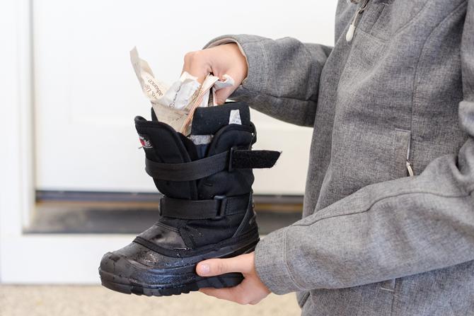 Shoe Hacks 10