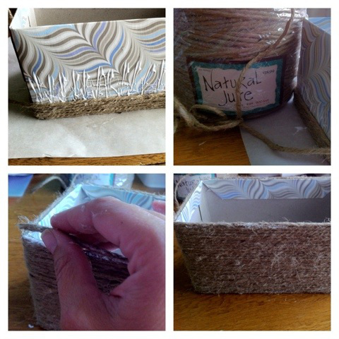 Upcycle Kleenex Box 2